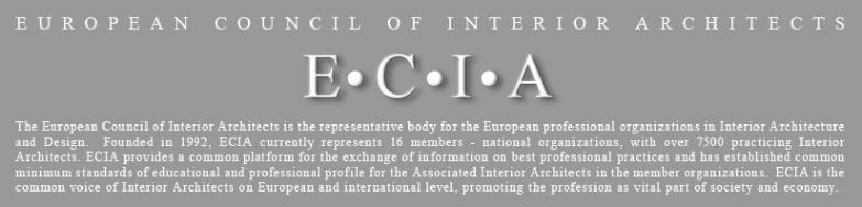 European Concil of Interior Architects